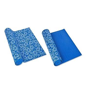 GGreenary 7mm Antideslizante esteras de Yoga para Fitness ...