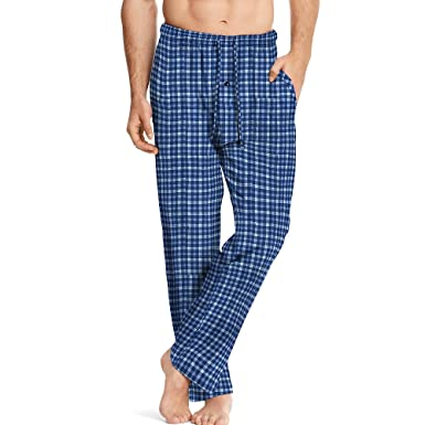 Hanes Men s ComfortSoft Cotton Printed Lounge Pants at Amazon Men s ... 83c89da23
