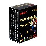 HXDZFX Super Mario Fridge Magnets - 18 PCS