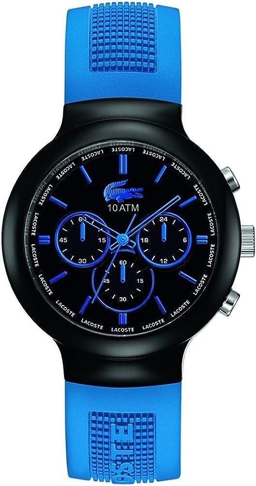 Lacoste Borneo 2010654 Reloj Unisex Muy Deportivo