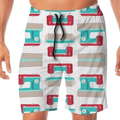Thanksgiving Fall Mens Beach Shorts Elastic Waist Pockets Lightweight Swimming Board Short Quick Dry Short Trunks