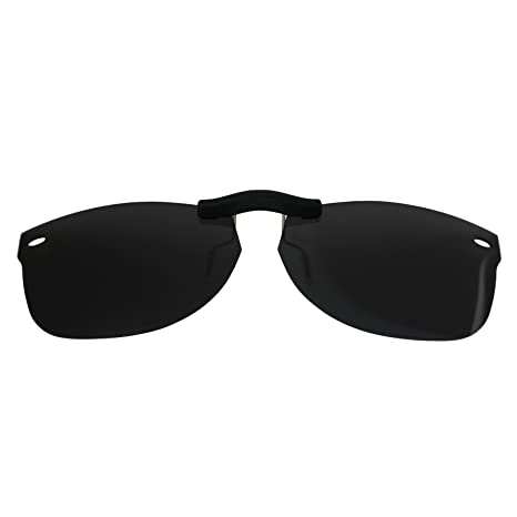 6789f24337 Custom Polarized Clip On Sunglasses for Ray-Ban RB5184 (RX5184) 50 ...