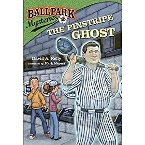 The Pinstripe Ghost Audiobook