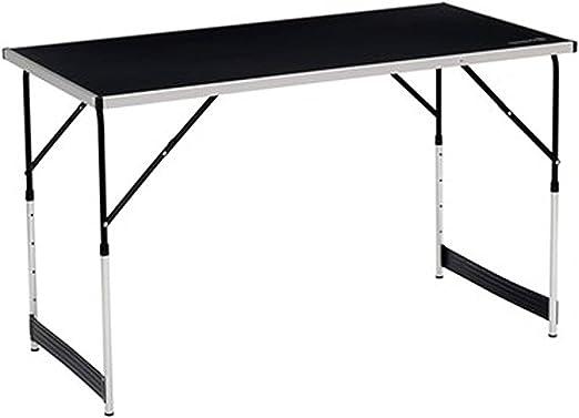 MERITON regulable Mesa de camping mesa plegable mesa plegable mesa ...