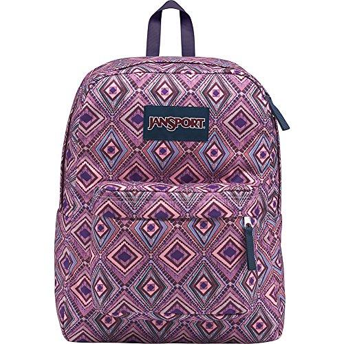 JanSport SuperBreak Backpack (Diamond Tribe)