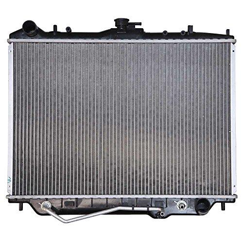 Prime Choice Auto Parts RK813 New Aluminum Radiator - Used Isuzu Rodeos