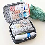 Mini Outdoor First Aid Kit Bag Travel Portable
