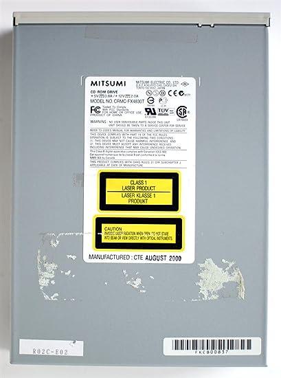 MITSUMI CD-ROM FX4830T B DRIVER FOR WINDOWS MAC
