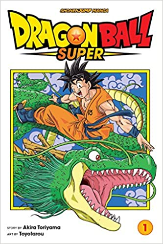 Amazon Com Dragon Ball Super Vol 1 1 9781421592541 Akira