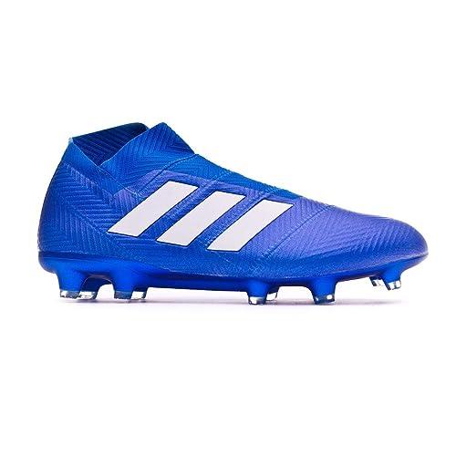 reputable site cc988 b2ed0 Adidas Nemeziz 18+ Fg, Scarpe da Calcio Uomo, Nero Cblack, 47 13 EU  Amazon.it Scarpe e borse