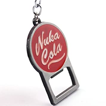 Fallout 4 Nuka Cola Keychain by Fallout: Amazon.es: Juguetes ...