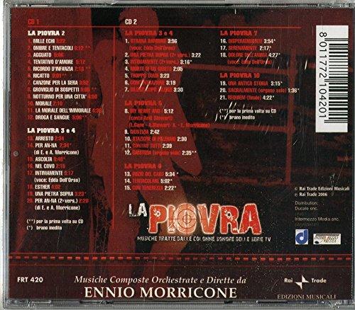 La Piovra O S T La Piovra Amazon Com Music