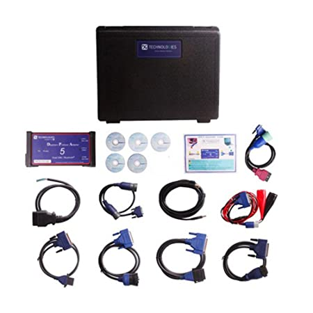 HUKOER Truck Diagnostic Tool Dearborn Protocol Adapter5