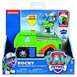 Paw Patrol 20101362 Rocky's Transforming Recycle Truck with Pop-Out Tools and Moving Forklift, for Ages 3 and Up
