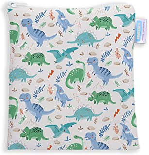 product image for Thirsties Reusable Sandwich & Snack Bag - Classic Jurassic