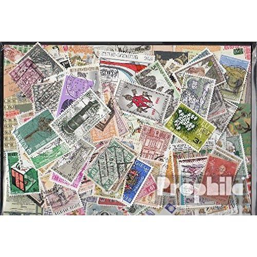 Belgique 200 différents timbres spéciaux + grand (Timbres pour les collectionneurs)