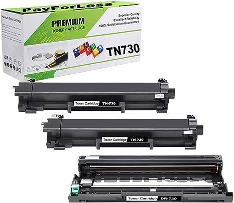DR730 Drum TN760 TN730 Toner For Brother HL-L2350DW HL-L2370DW MFC-L2710DW