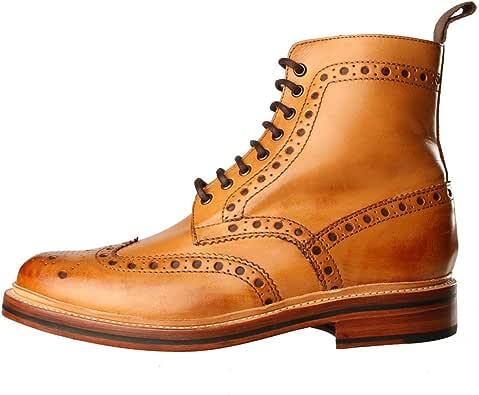 Grenson - Botas Hombre: Amazon.es: Zapatos y complementos