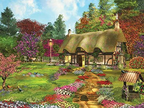 Country Path a 300-Piece Jigsaw Puzzle by Sunsout Inc. by SunsOut