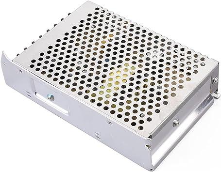 Haihuic Salida 5V 12V 24V Adaptador de Caja de Fuente de alimentación conmutada para Jamma Arcade Machine: Amazon.es: Electrónica