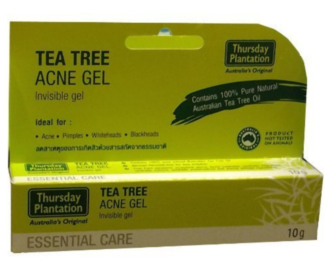Thursday Plantation Tea Tree Acne Gel 10g (0.35 Oz) , Ideal for whiteheads, blackheads, pimples and acne. by Nature's Plus Nature' s Plus