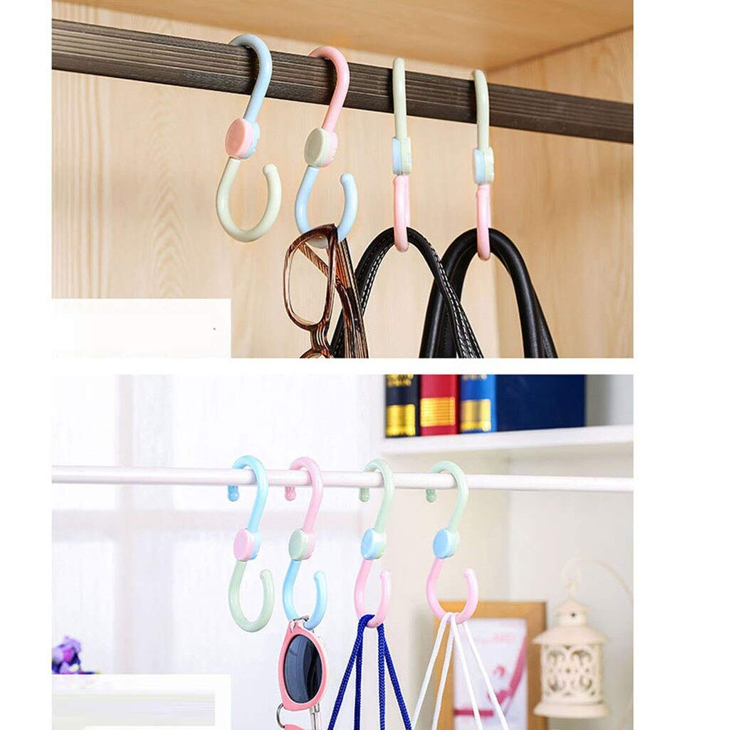 Amazon.com: Home Storage - 3pcs Plastic Shape Hooks ...