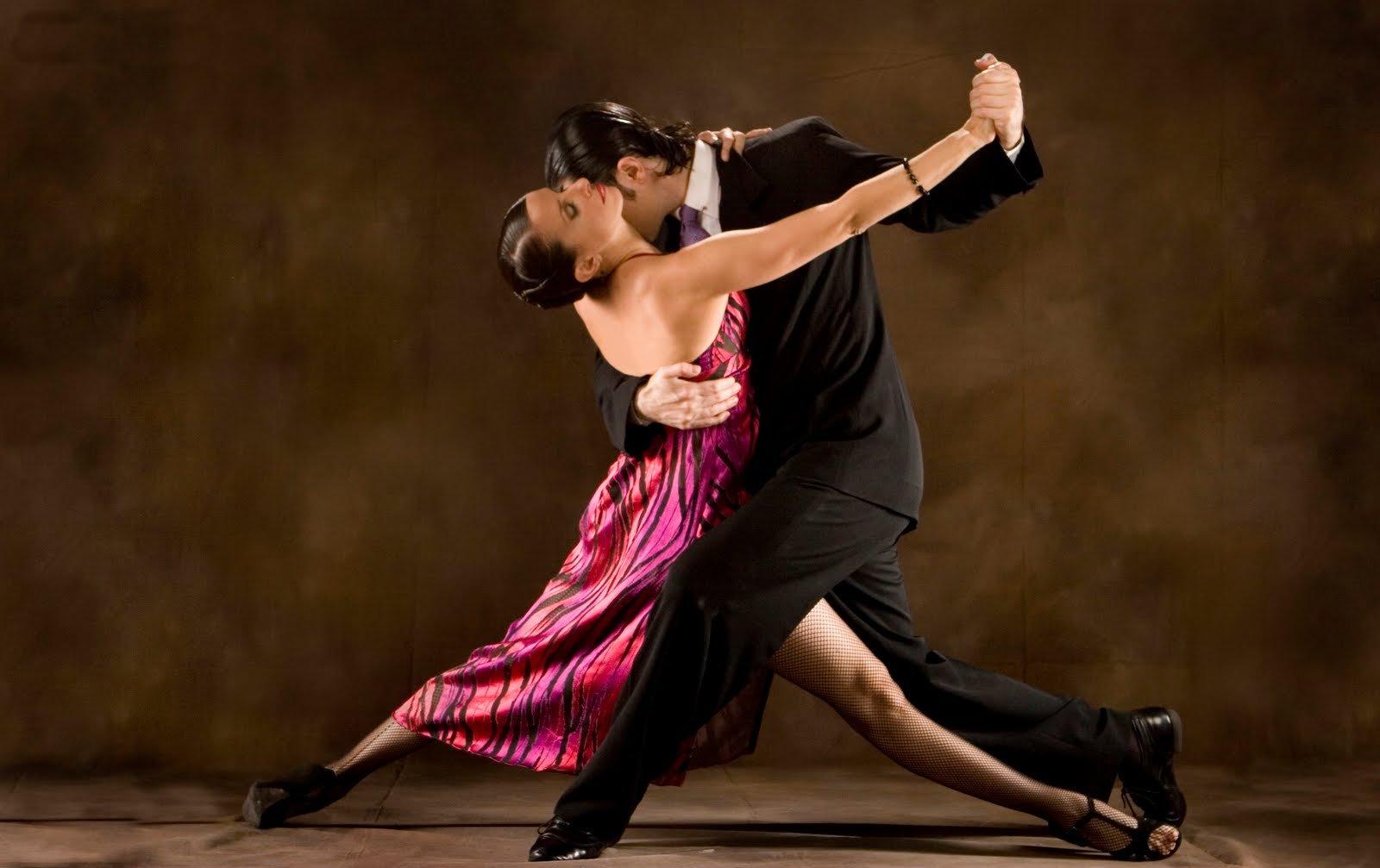 Tango Dance Calendar By Ag