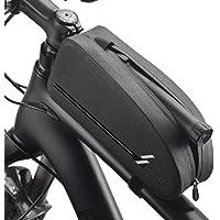 Fietsframe Tas, Waterdichte BikeBag Bicycle Top Tube Bag Hoekzak Opbergtas Voor Fietsaccessoires