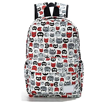 3fa1e1fa98 BOAOGOS Miyahouse Fresh Style Women Backpacks Floral Print Bookbags Canvas  Backpack School Bag For Girls Rucksack