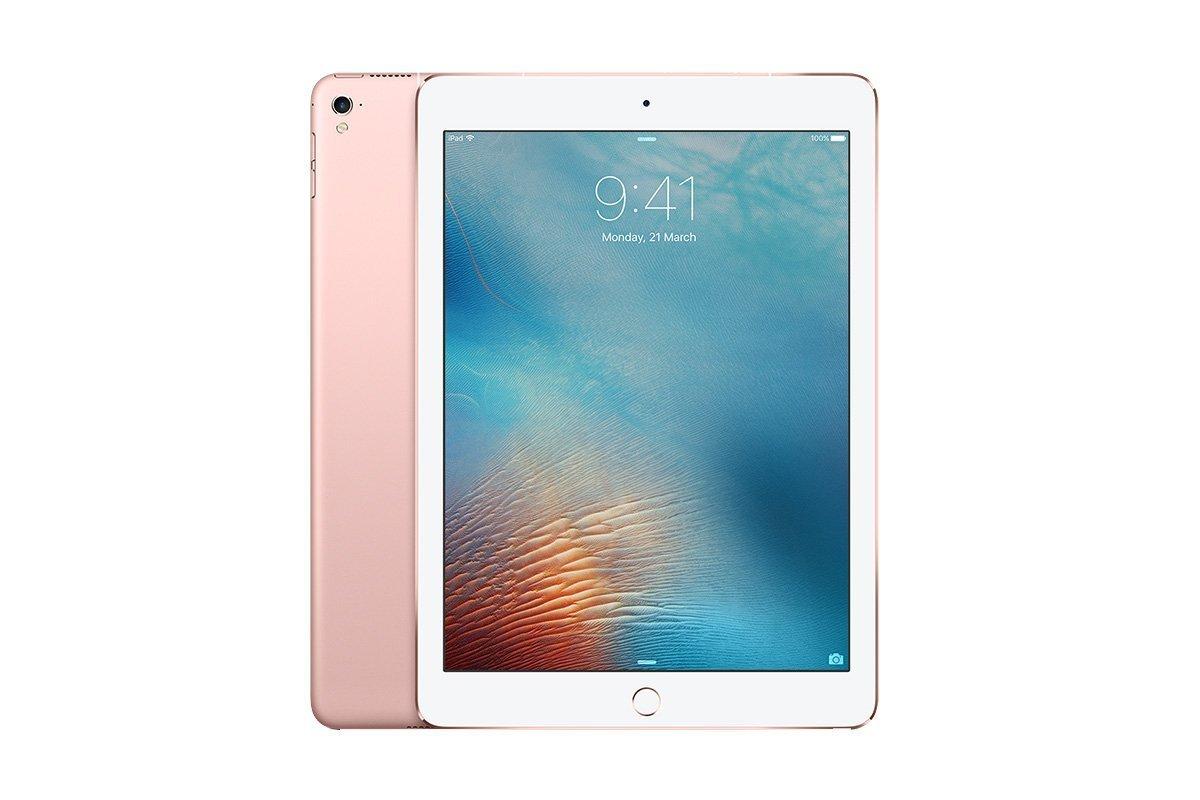 Apple iPad Pro 9.7'' Tablet (256GB, Wi-Fi) Rose Gold - (Certified Refurbished)