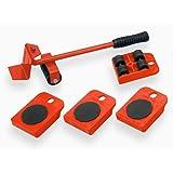 Set de accesorios para transporte de muebles (5 piezas)