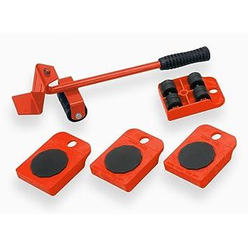 Set de accesorios para transporte de muebles (5 piezas): Amazon.es: Electrónica