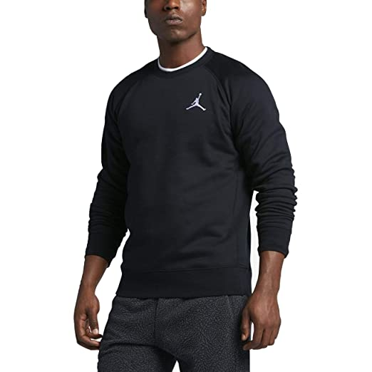 Nike Mens Jordan Flight Crew Fleece Sweatshirt