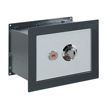 ECOSPAIN Caja Fuerte 102 M Cerradura mecánica. Chapa de Acero de 6 mm. Medidas