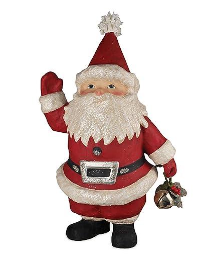 84246e3a7e09b8 Amazon.com  Bethany Lowe TJ7758 Christmas Santa Claus 2018  Home ...