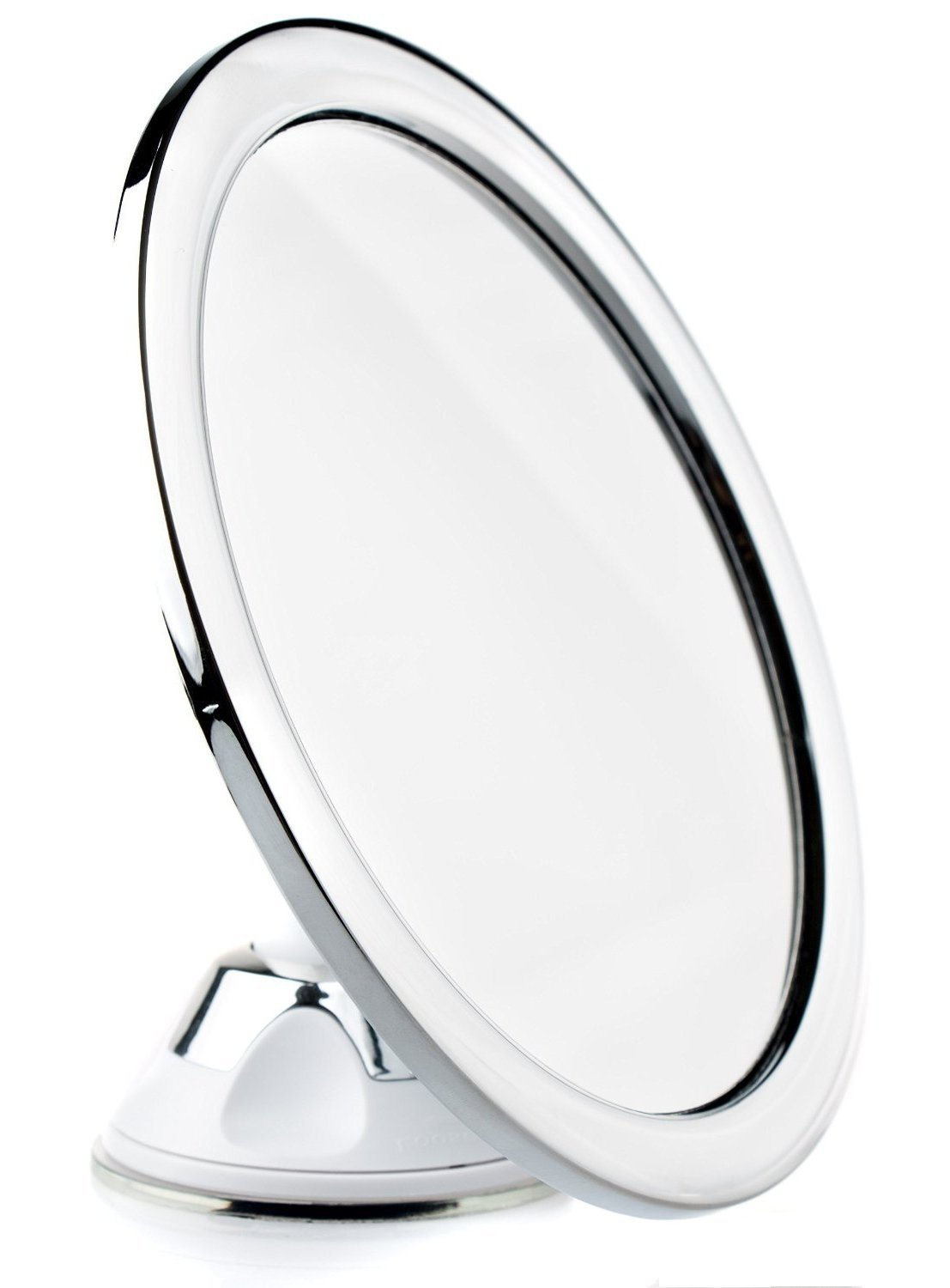 Fogless Shower Mirror for Shaving No Fog Chrome Bathroom Mirror ...