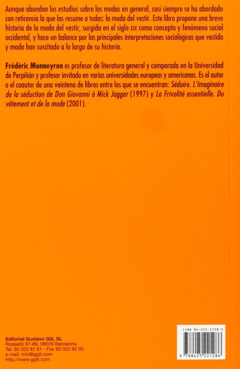 50 respuestas sobre la moda (Gg Moda (gustavo Gili)): Amazon.es: Frederic Monneyron: Libros