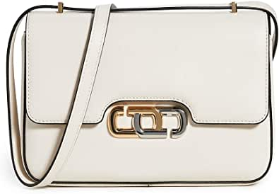 The Marc Jacobs Women's The J Link Shoulder Bag, Ivory, Off White, One Size