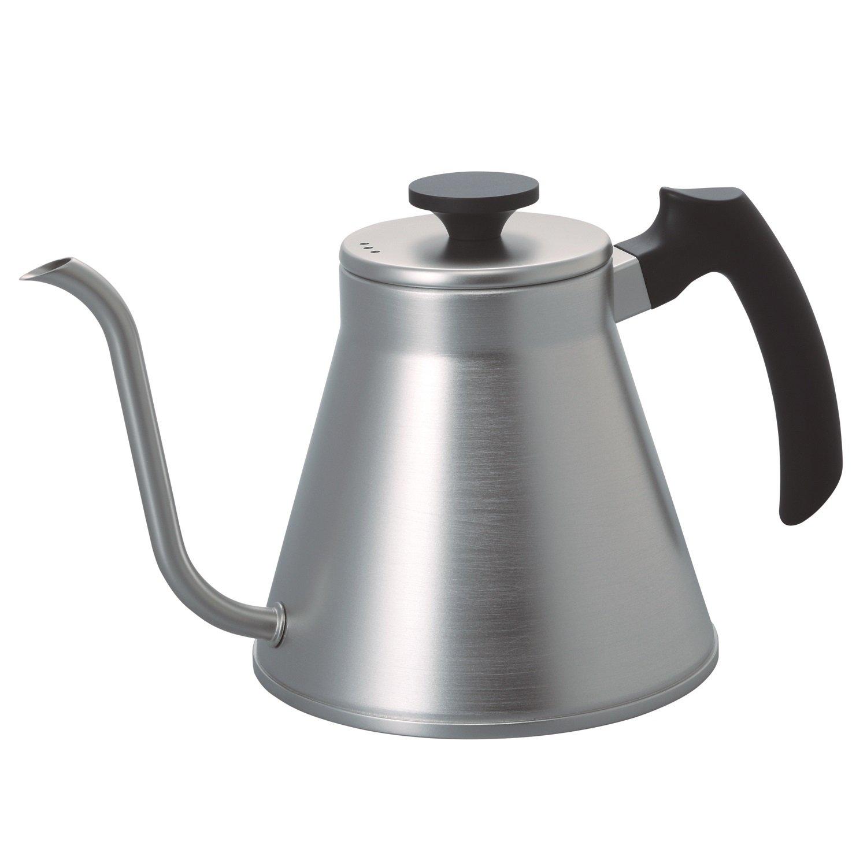 hario Coffee Kettle 0.8l hearainsiruba- Hario V60Drip Kettle, Fitness, VKF-120-Hsv