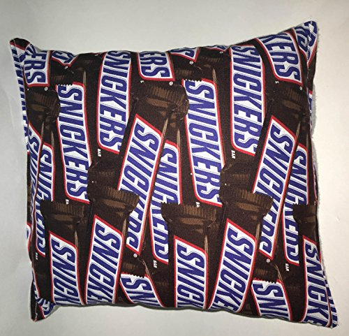 snickers-pillow-nestle-snickers-candy-pillow-handmade-man-cave-pillow-made-usa-pillow-is-approximate