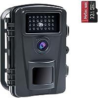 COOLIFE Jachtcamera 16MP 1080P HD Nachtjachtcamera 940nm Geen helderheid IR LED 0.2s Snelheid Waterdichte IP66 Trail…