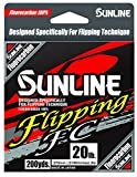 Cheap Sunline Flipping FC Fluorocarbon Line, 16 lb