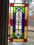 Mini-Cathedral Stained Glass Sun Catcher