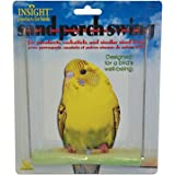 JW Pet Insight Sand Perch Bird Swing Small 16x14cm