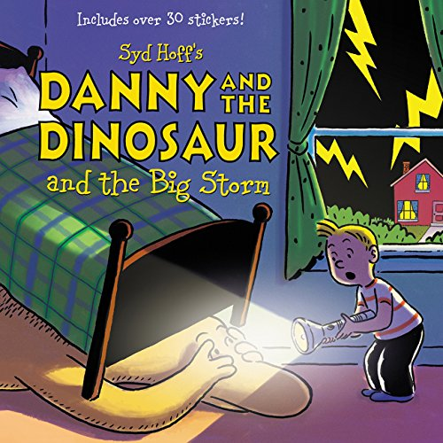 Danny and the Dinosaur and the Big Storm [Syd Hoff] (Tapa Blanda)