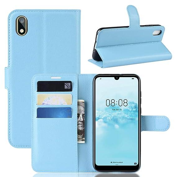 Amazon com: Huawei Y5 2019 Case CJ Sunshine Stand Feature Flip