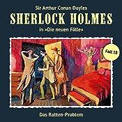 Das Rattenproblem (Sherlock Holmes - Die neuen Fälle 18) | Andreas Masuth