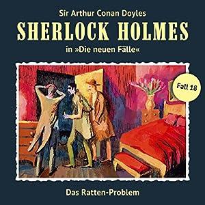 Das Rattenproblem (Sherlock Holmes - Die neuen Fälle 18) Hörspiel