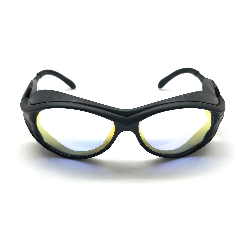 HQ profesional gafas de protección gafas para CO2Laser 10600nm negro
