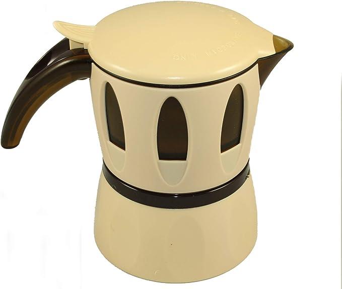 CESARITA máquina de café solo para microondas: Amazon.es: Hogar